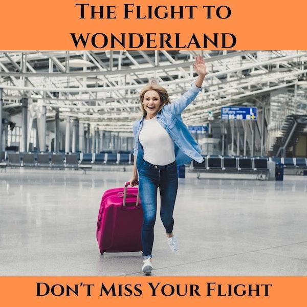 Catch the Plane to Wonderland Image