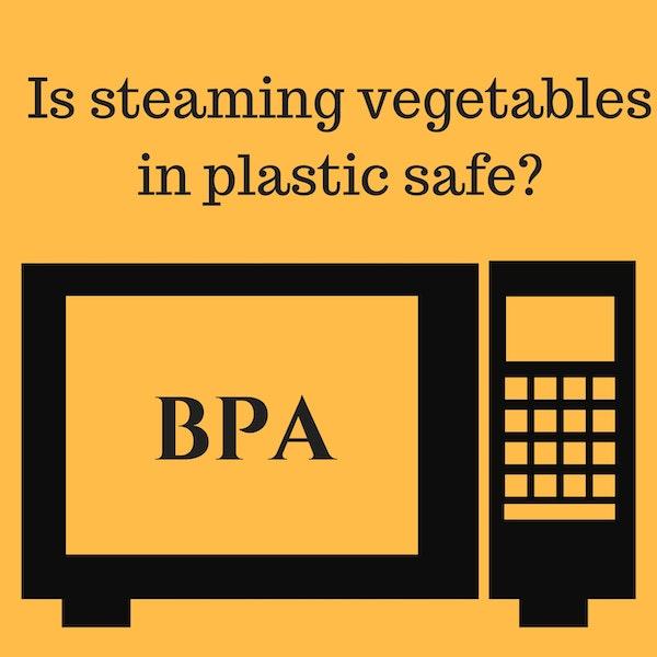 Is Steaming Food in Plastic OK? Image