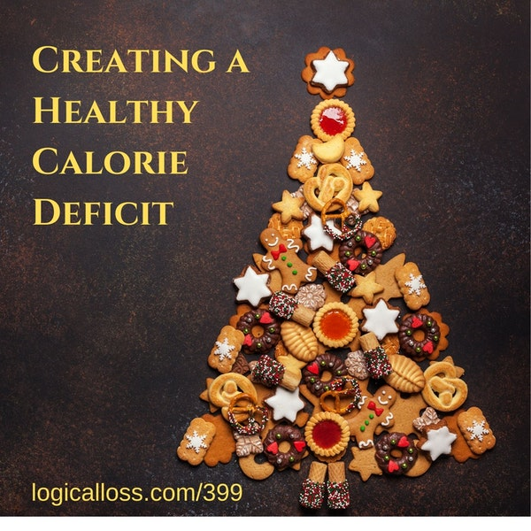 Creating a Healthy Calorie Deficit Image