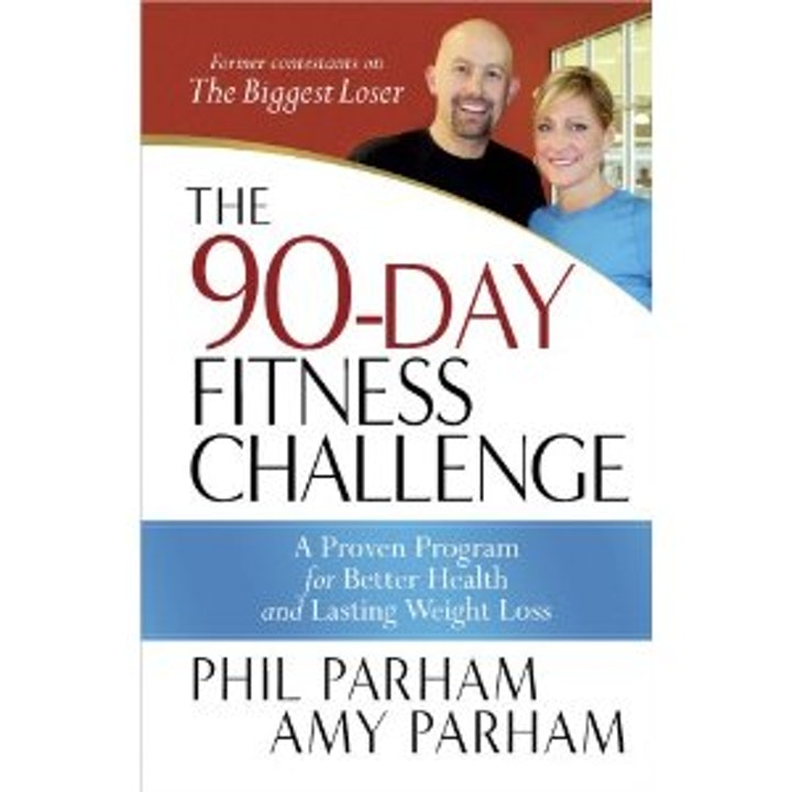 Phil and Amy Parham from Season 6 of the Biggest Loser