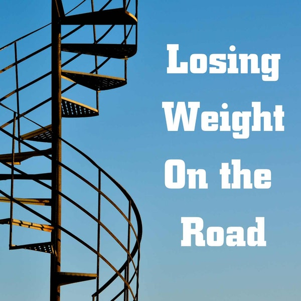 Losing Weight on the Road Image