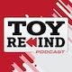 Toy Rewind Podcast Album Art