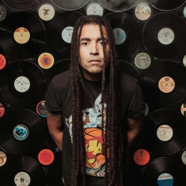 Nonpoint Frontman Elias Soriano Image