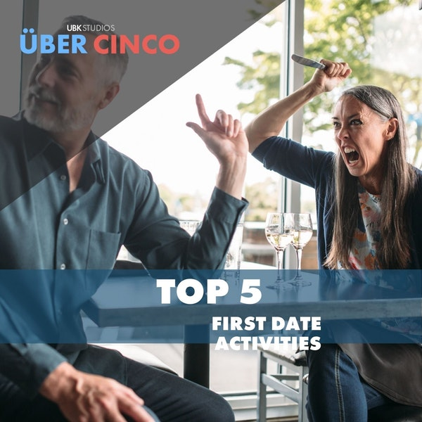 Top 5 First Date Activities Image