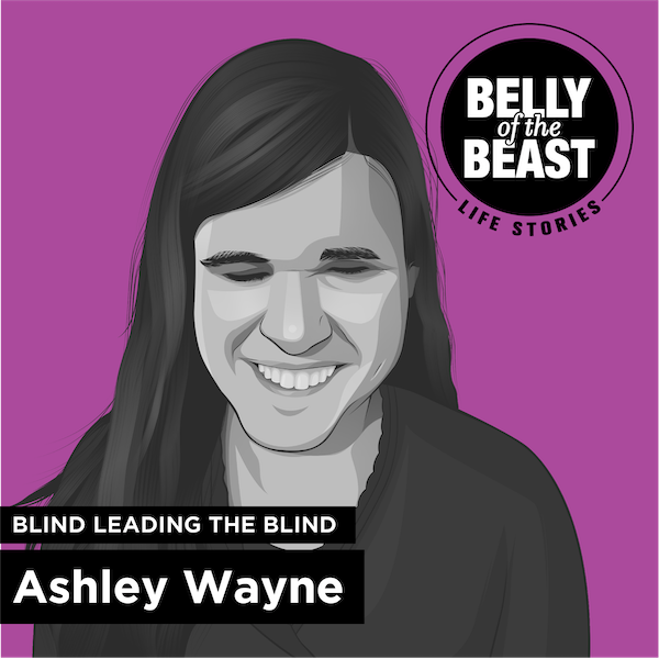 Blind Mother Raises Blind Children with Ashley Wayne