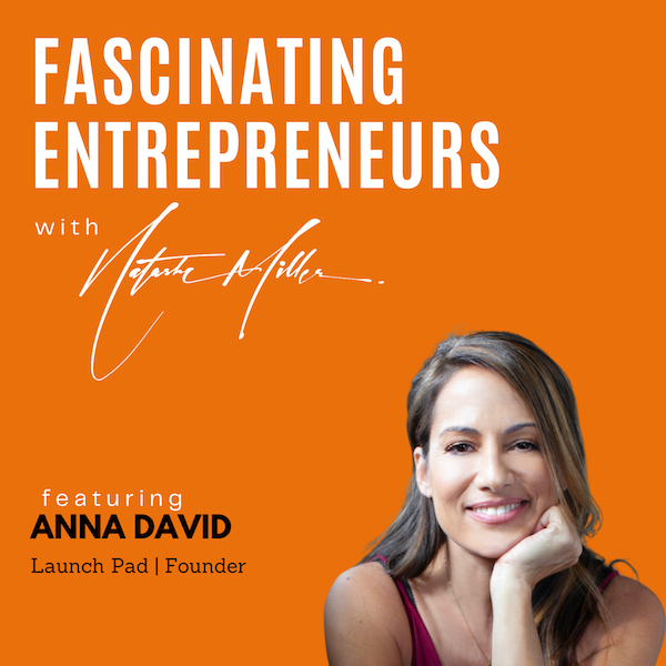 You too can Make your Mess Your Memoir with NYT's Best-selling Author Anna David Ep. 17 Image