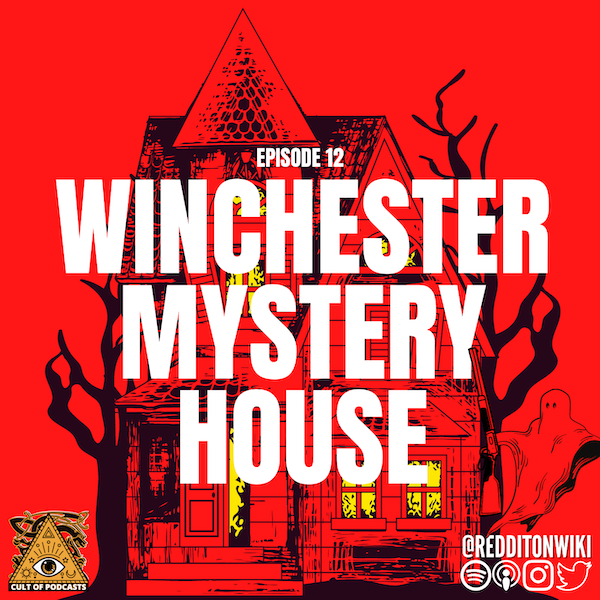 Winchester Mystery House   Welcome to My Crib!
