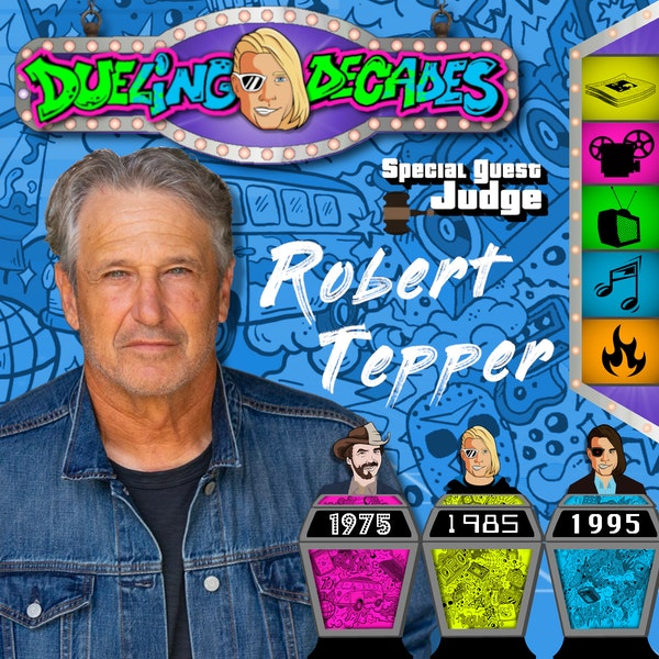Robert Tepper returns to rule on who had the most rockin' September 1975, 1985, or 1995!
