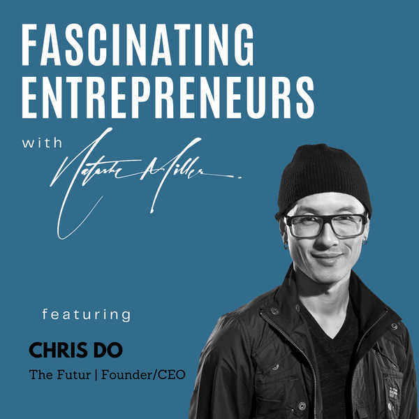 What is Chris Do Focusing on This Year with The Futur? Ep. 14 Image