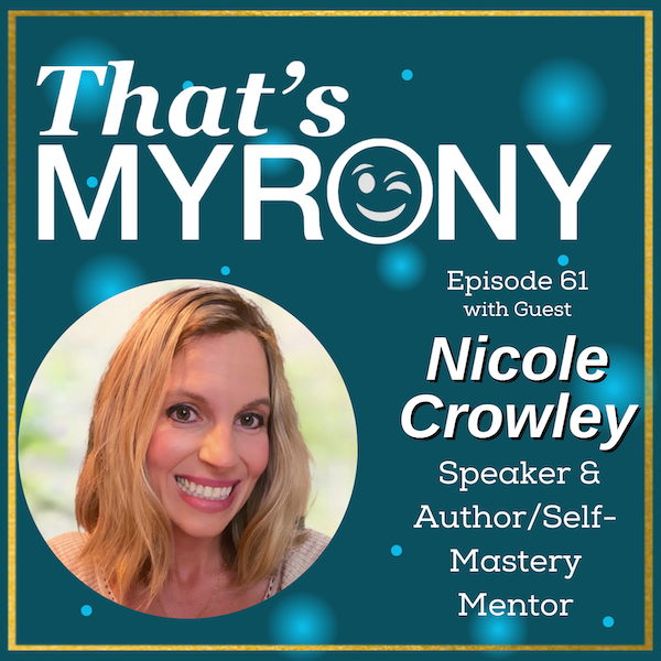 Nicole Crowley Shares about Healing, Manifesting and SPARKLE!! Image