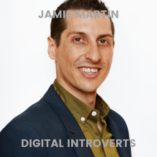 Episode 23: Boost Your Sales With Psychology With Jamie Martin Image