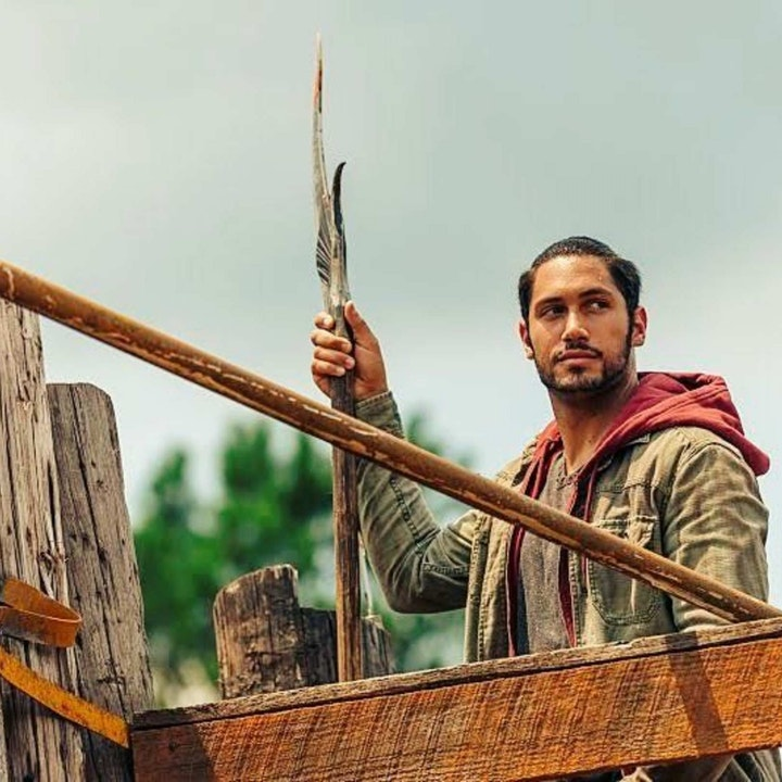 Peter Luis Zimmerman - Eduardo from The Walking Dead