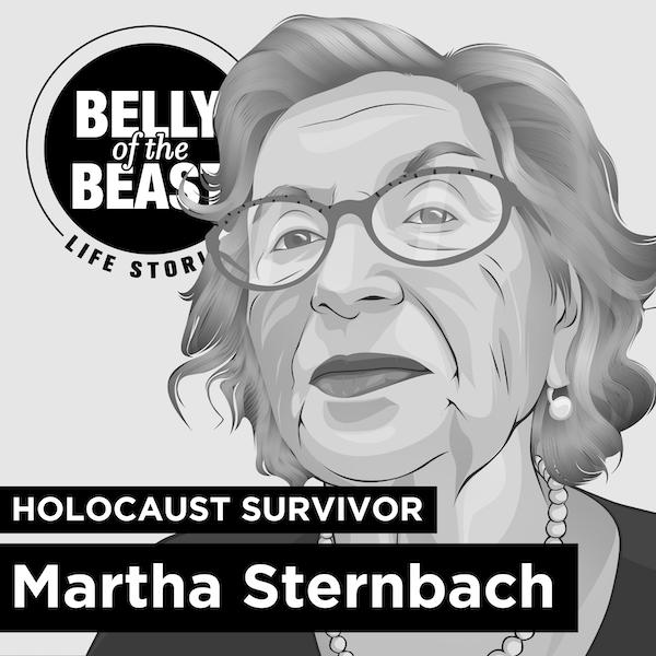 A Holocaust Survivor's Broken Heart with Martha Sternbach