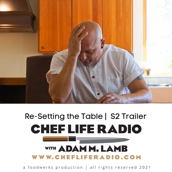 Chef Life Radio Season 2 Image