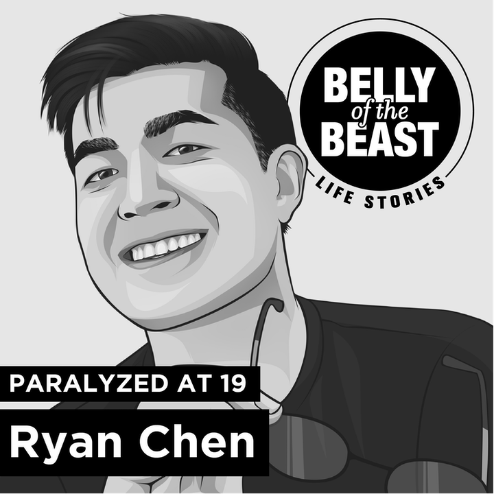 Paralyzed at 19 with Ryan Chen