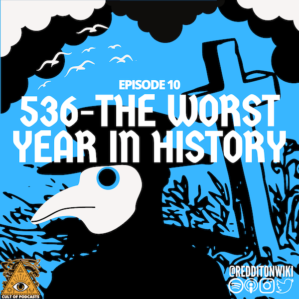 536CE   The Worst Year In Human History