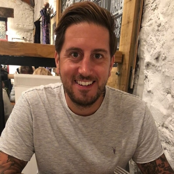 SHAUN (AKA KNACKERED KNACKERS) - My Journey into Male Fertility and How It Changed Me