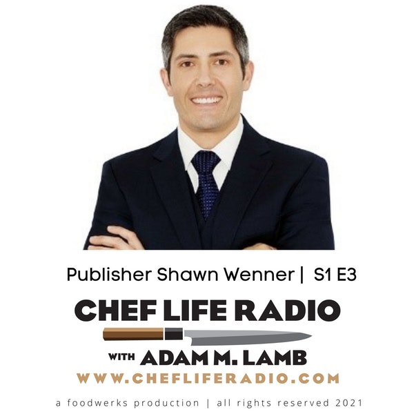 Shawn Wenner on Entrepreneurship Image