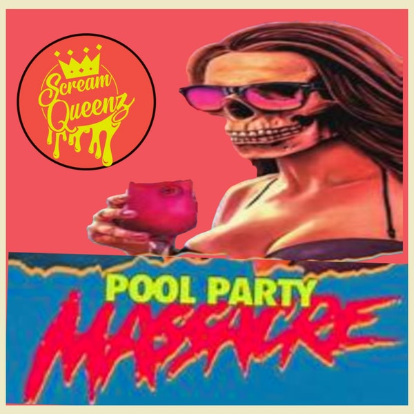"""Enjoy this Free Episode of  THE FINAL REEl: A Patreon Premium Podcast - """"The Car"""" (1977) * """"Pool Party Massacre"""" (2017)"""