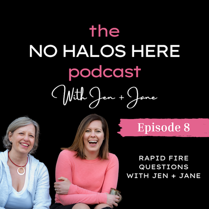 Episode image for Rapid Fire Questions with Jen + Jane