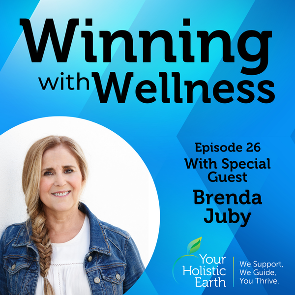 EP26: Listening To Your Body Through Soulflow with Brenda Juby
