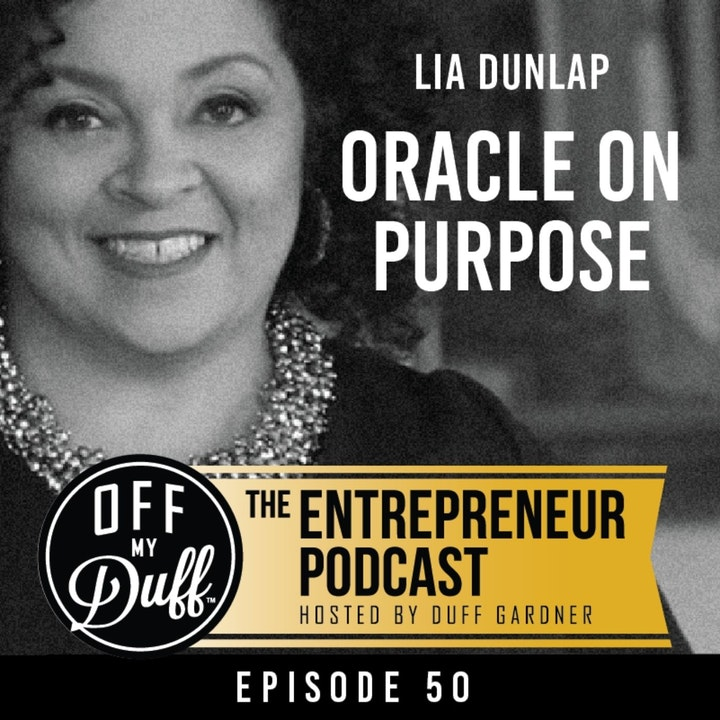 Episode image for Lia Dunlap - Oracle on Purpose