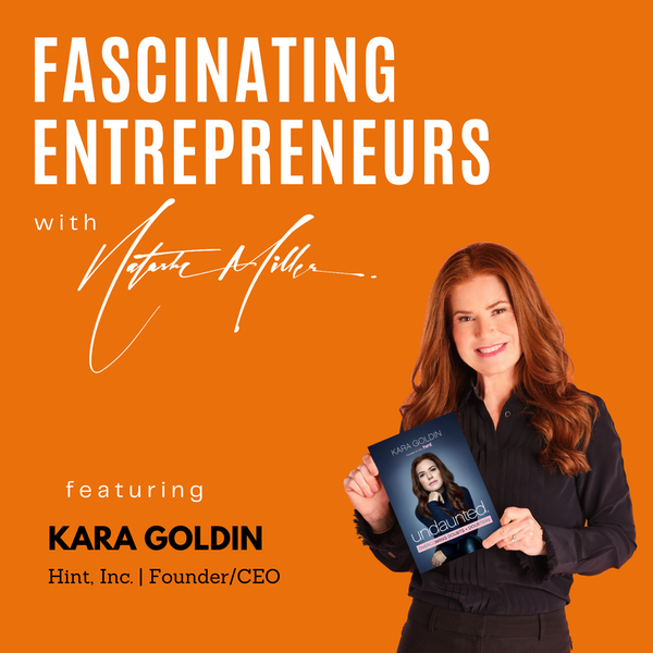 How Kara Goldin Turned a Personal Need into a Thriving Brand- Hint Water Ep. 12 Image