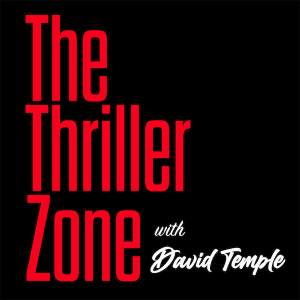 Thriller Writer David Temple; wait, you mean the Host? Image