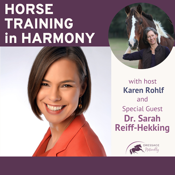 EP058: Time For Horses with Dr. Sarah Reiff-Hekking