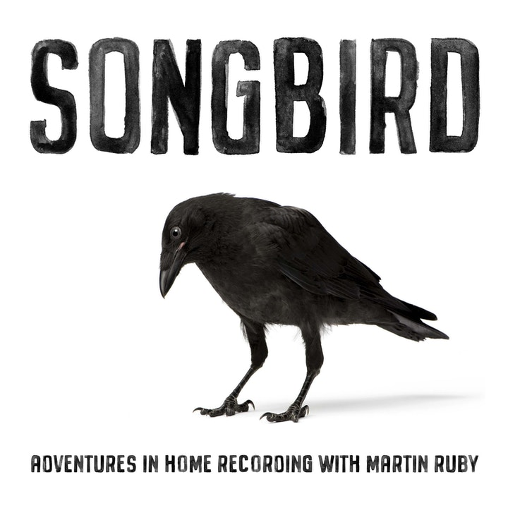 SONGBIRD | Adventures in home recording with Martin Ruby
