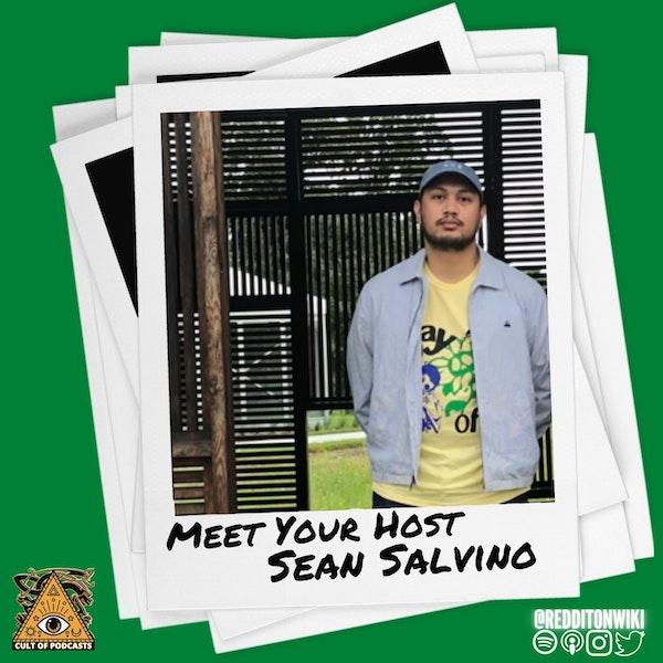 Meet Your Host: Sean Image