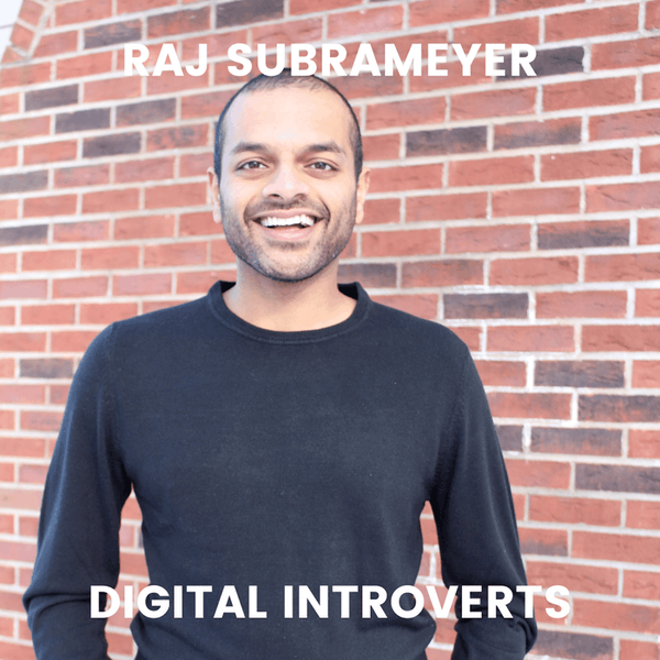Episode 22: Finding Your Dream Career With Raj Subrameyer