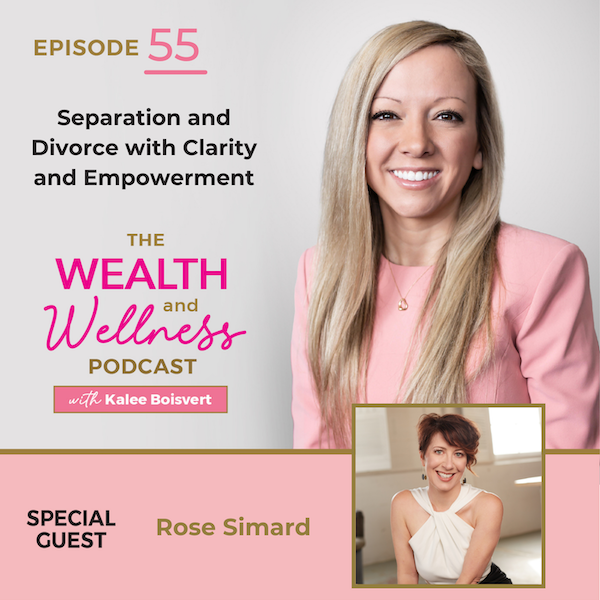 Separation and Divorce with Clarity and Empowerment
