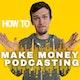 How to Make Money Podcasting Album Art