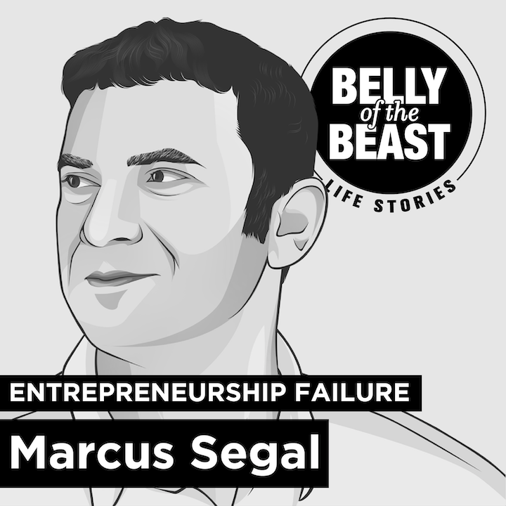 Failing a Business with Marcus Segal