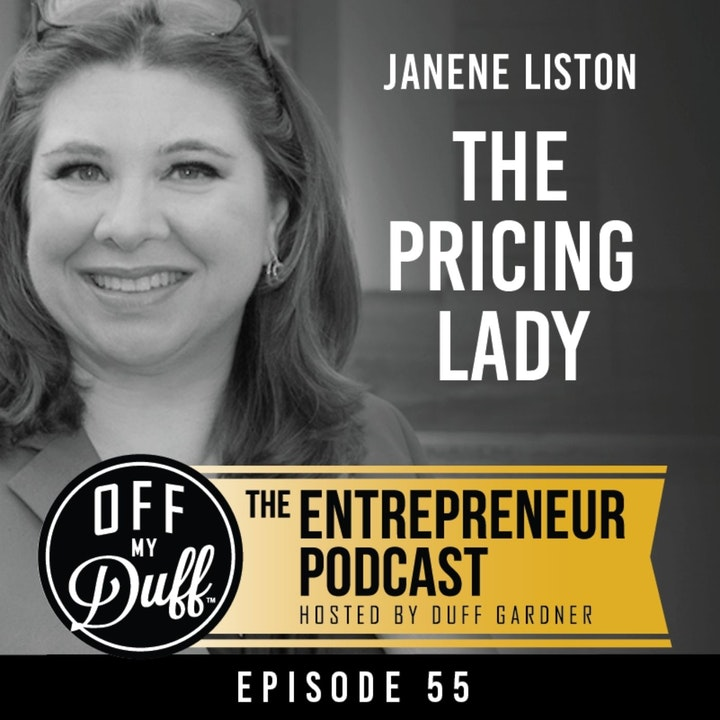 Episode image for Janene Liston – The Pricing Lady