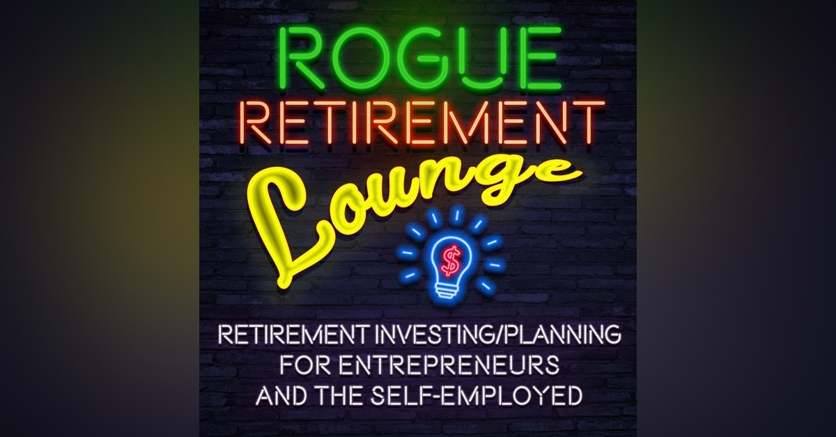 Rogue Retirement Lounge Podcast Newsletter Signup