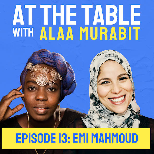 Redefining the Way We Talk About Peace with Emi Mahmoud