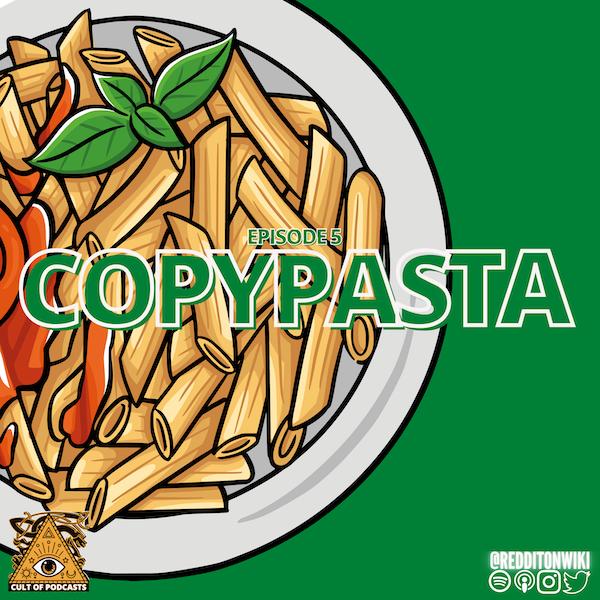 Copypasta | Edge of Glory Image