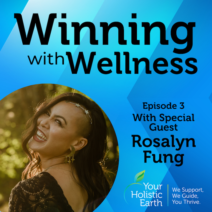 Episode image for EP03: Becoming Luminous & Magnetic with Rosalyn Fung