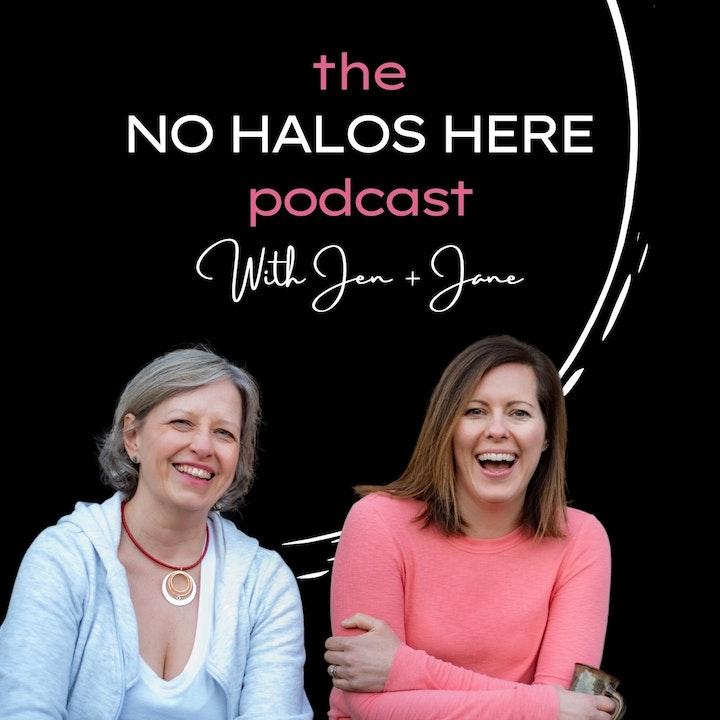 No Halos Here