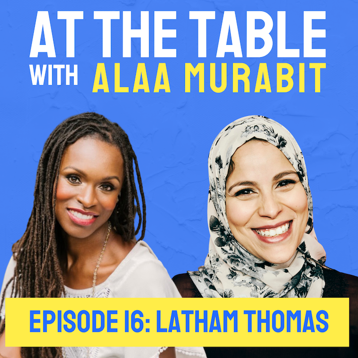 Episode image for Activism and Advocacy in a Biased Medical System with Latham Thomas