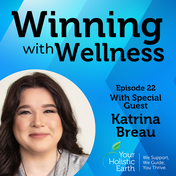 EP22: Raising Your Families Mental Health Through the Power of Your Shopping Cart With Katrina Breau