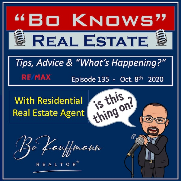 🎙 Updating Your 80's House 🎙 Mortgage Advice 🎙 Local and National Real Estate News 🎙 (EP:135) Image