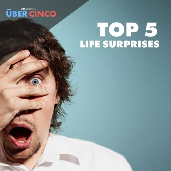 Top 5 Life Surprises Image