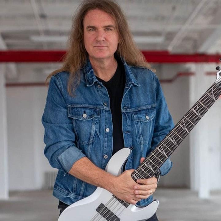 Megadeth Co-Founder : David Ellefson