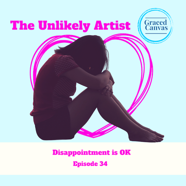 Disappointment is OK | UA34
