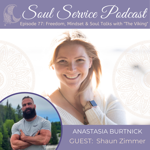 "Freedom, Mindset & Soul Talks with ""The Viking"" Shaun Zimmer   SSP76"