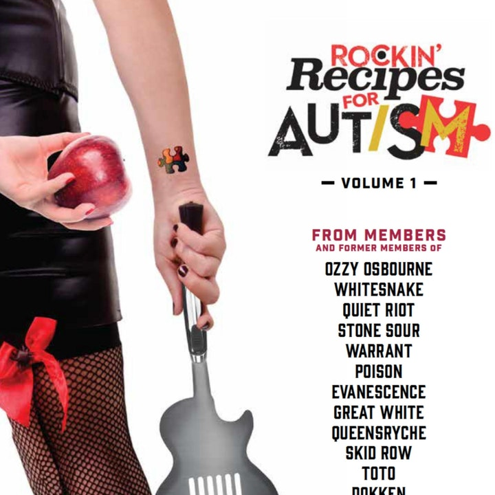 Kenny Wilkerson - Rockin' Recipes for Autism