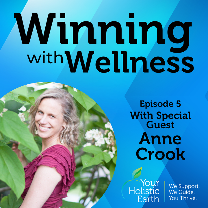 """Episode image for EP06: Shifting from """"Surviving"""" to Thriving After Breast Cancer with Anne Crook"""